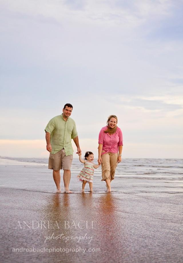 the woodlands tx family beach photographer