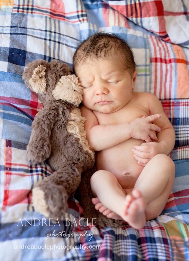 the woodlands tx newborn baby boy photographer