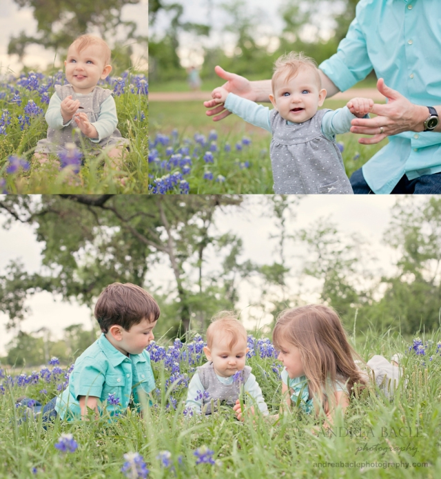 the woodlands tx bluebonnets family photographer