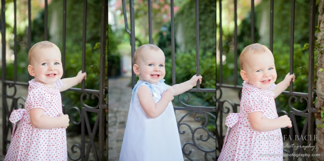 mini session first birthday perfect shot gallery wall