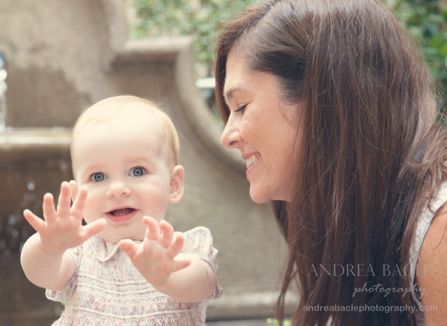 momma and daughter andrea bacle photography
