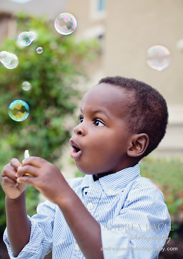 ralentson blog post toddler with bubbles creekside woodlands