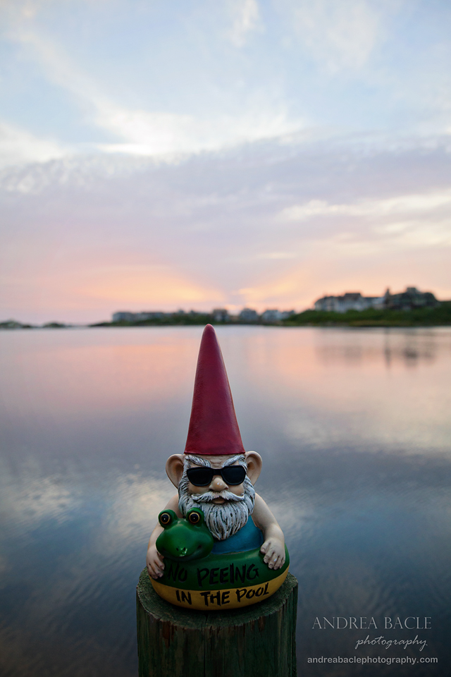 gnome family vacation pensacola beach