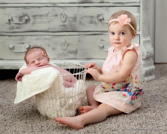 apple basket baby