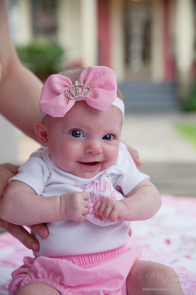 preemie prints four  month old baby girl old town spring tx