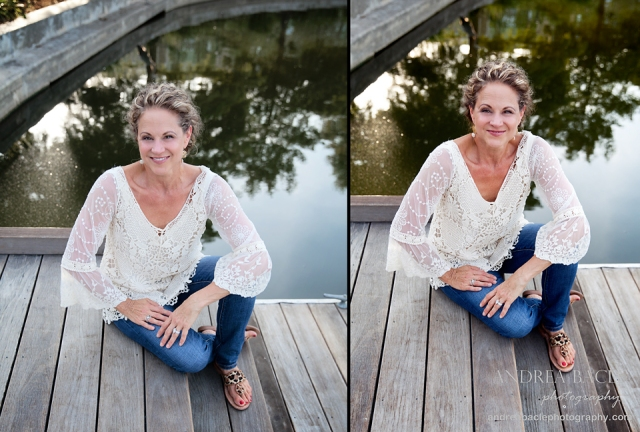 andrea bacle photography headshots the woodlands tx waterway