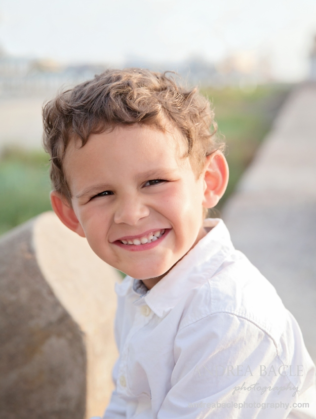 galveston family session four year old