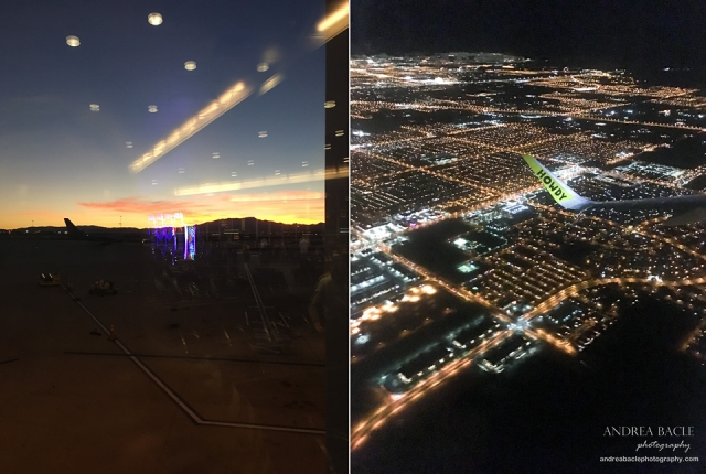 outbound flights from vegas