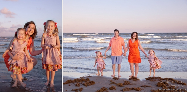 family sesh galveston east beach