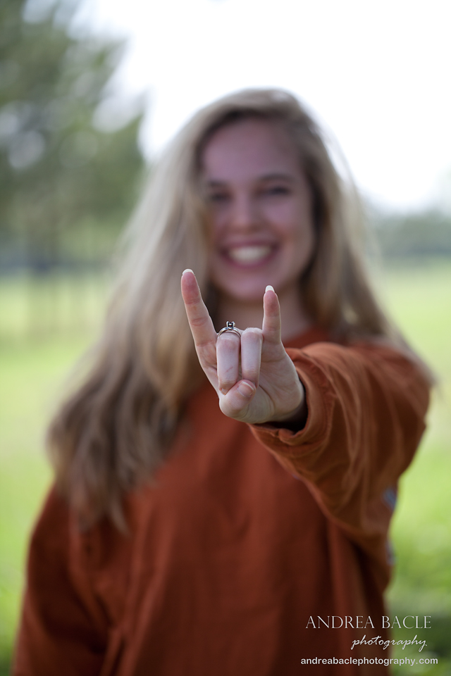 ut senior portraits lovelady tx