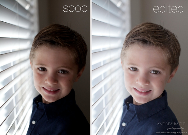 before and after 4 year old