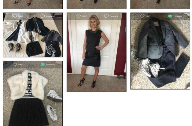 stylist wardrobe