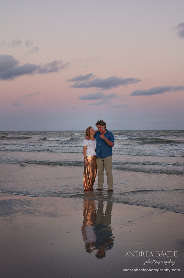 how to style your couples beach shoot