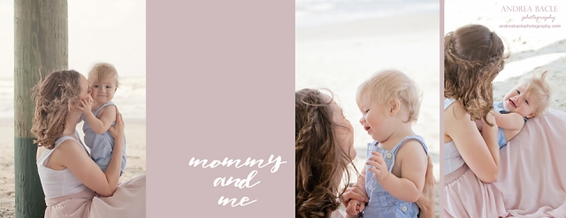 galveston beach mini sessions mommy and me