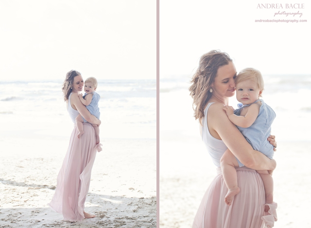 mommy and me galveston beach sessions