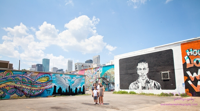 houston mural park full bright sun andrea bacle photography