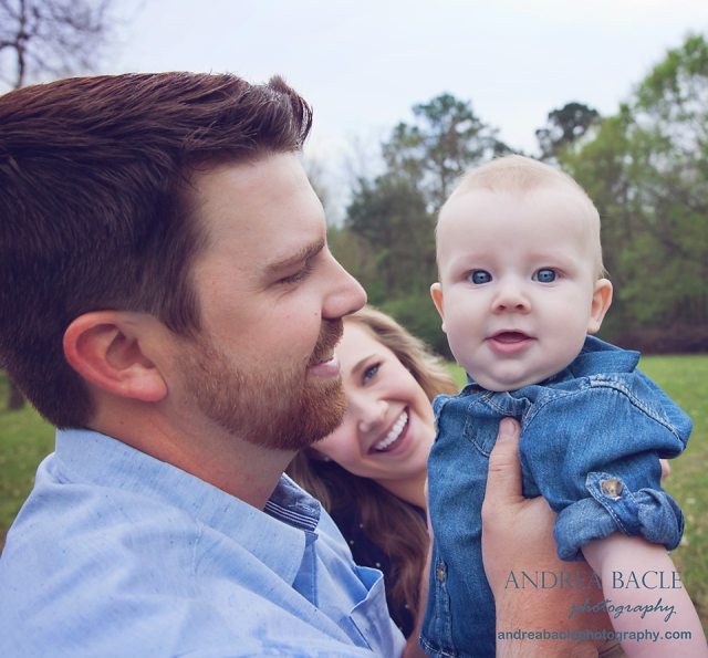 spring creek tx family session
