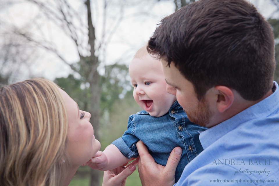 spring creek tx family sessions andrea bacle