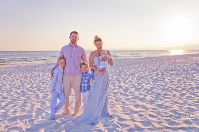 florida family beach photographer andrea bacle