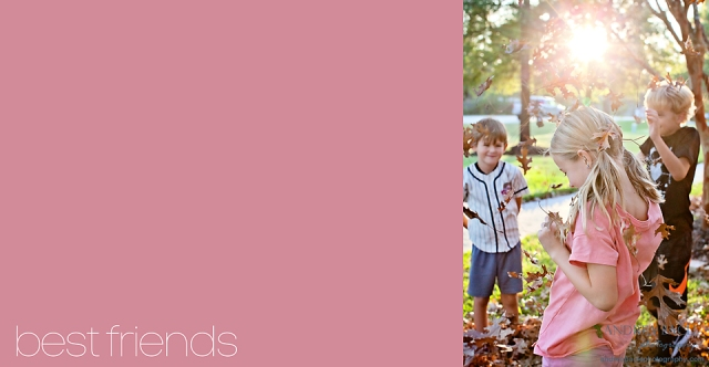 best friends session