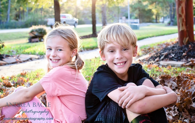 c and b best friends fall session