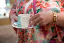 color block tiffany tea set andrea bacle photography